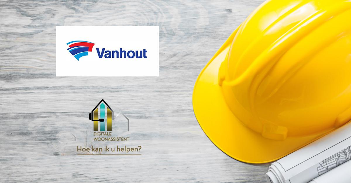 Aannemer Vanhout kiest in Lanaken voor software Digitale Woonassistent