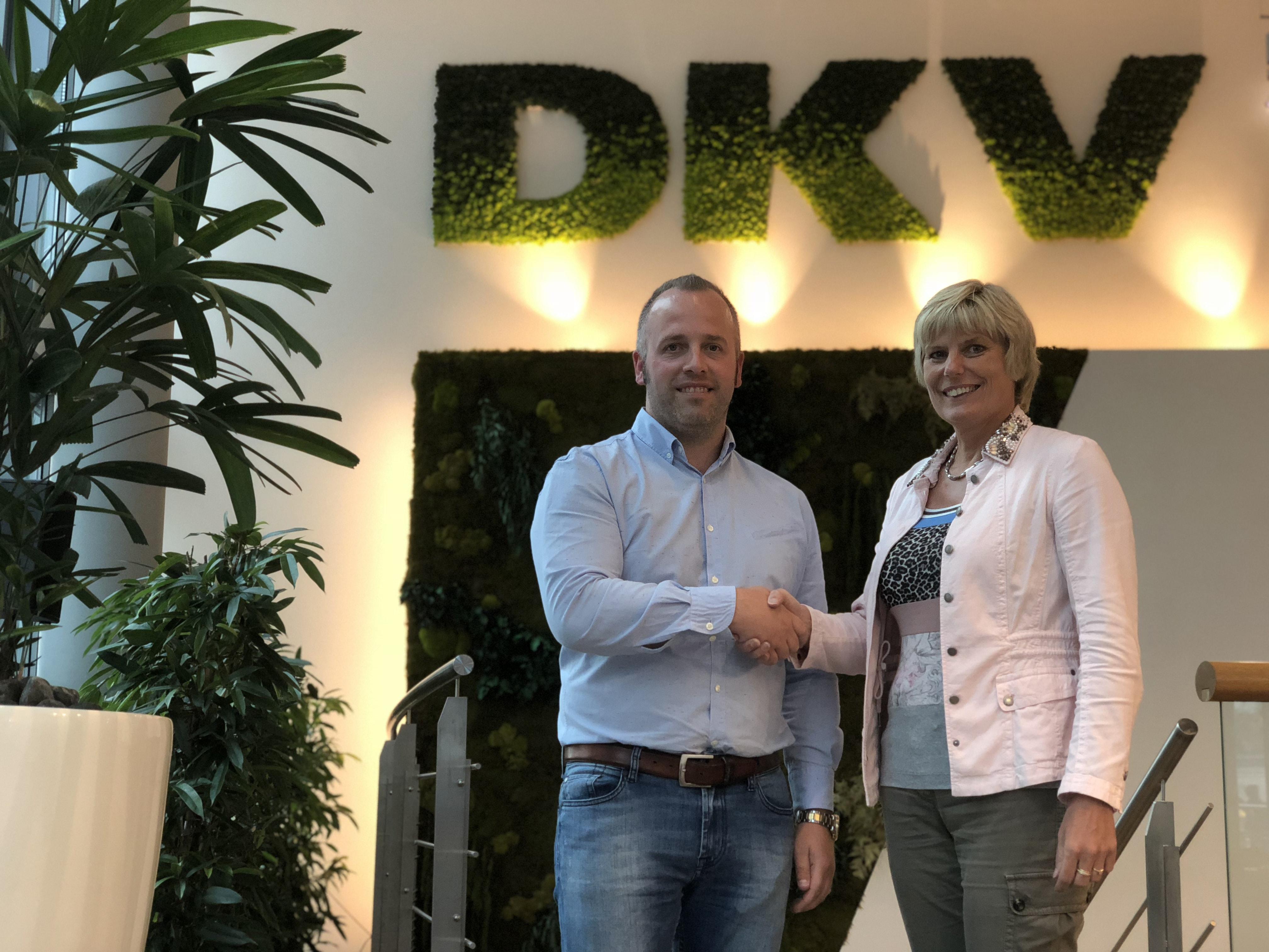 DKV kiest voor DWA
