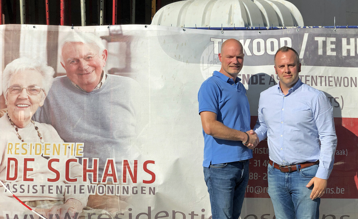 Residentie De Schans te Mol kiest voor DWA